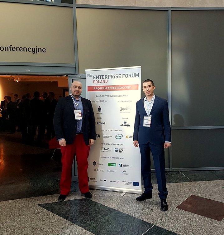 AOMB uczestniczyło w konferencji 'Na styku dwóch światów:…'